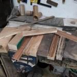 laminated platter raw material