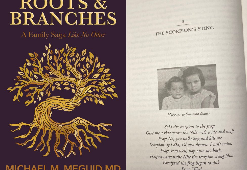 """Roots and Branches Chapter 8 – """"The Scorpion's Sting"""" Serialization"""