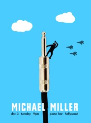 michael miller piano monkey