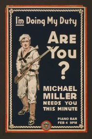 Feb 4 - Michael Miller Needs You