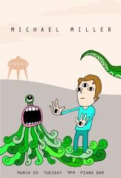 Michael Miller Alien
