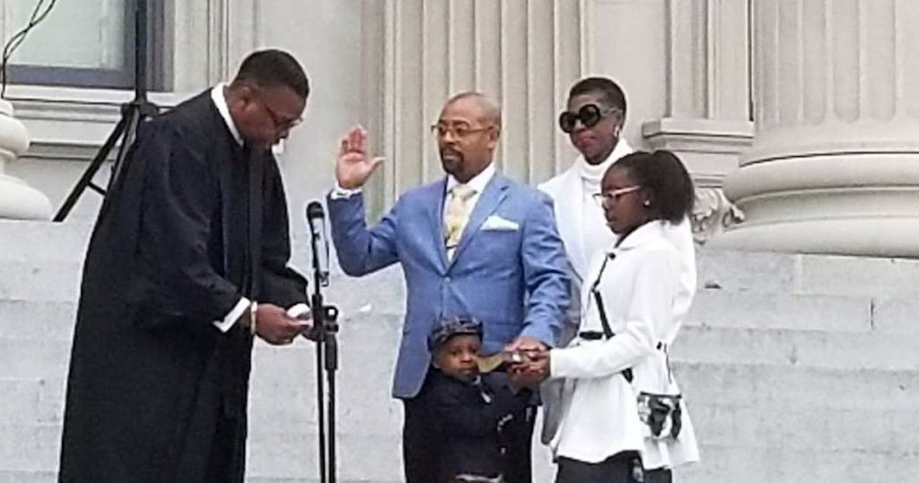 Charleston Swears in 1st Ever African American Register of Deeds