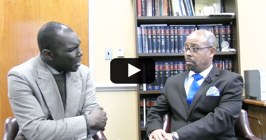 Video: Michael Miller Interviewed for Quintin's Close-Ups™ As New Register of Deeds