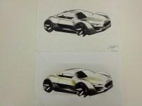 Audi Copycat