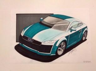 Audi TT Redesign