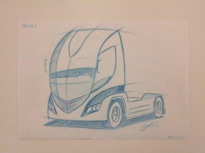 Truck Design 1