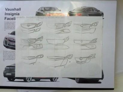 Insignia Front Designs