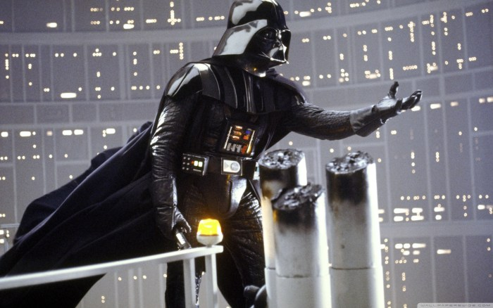Darth Vader and the Problem of Evil