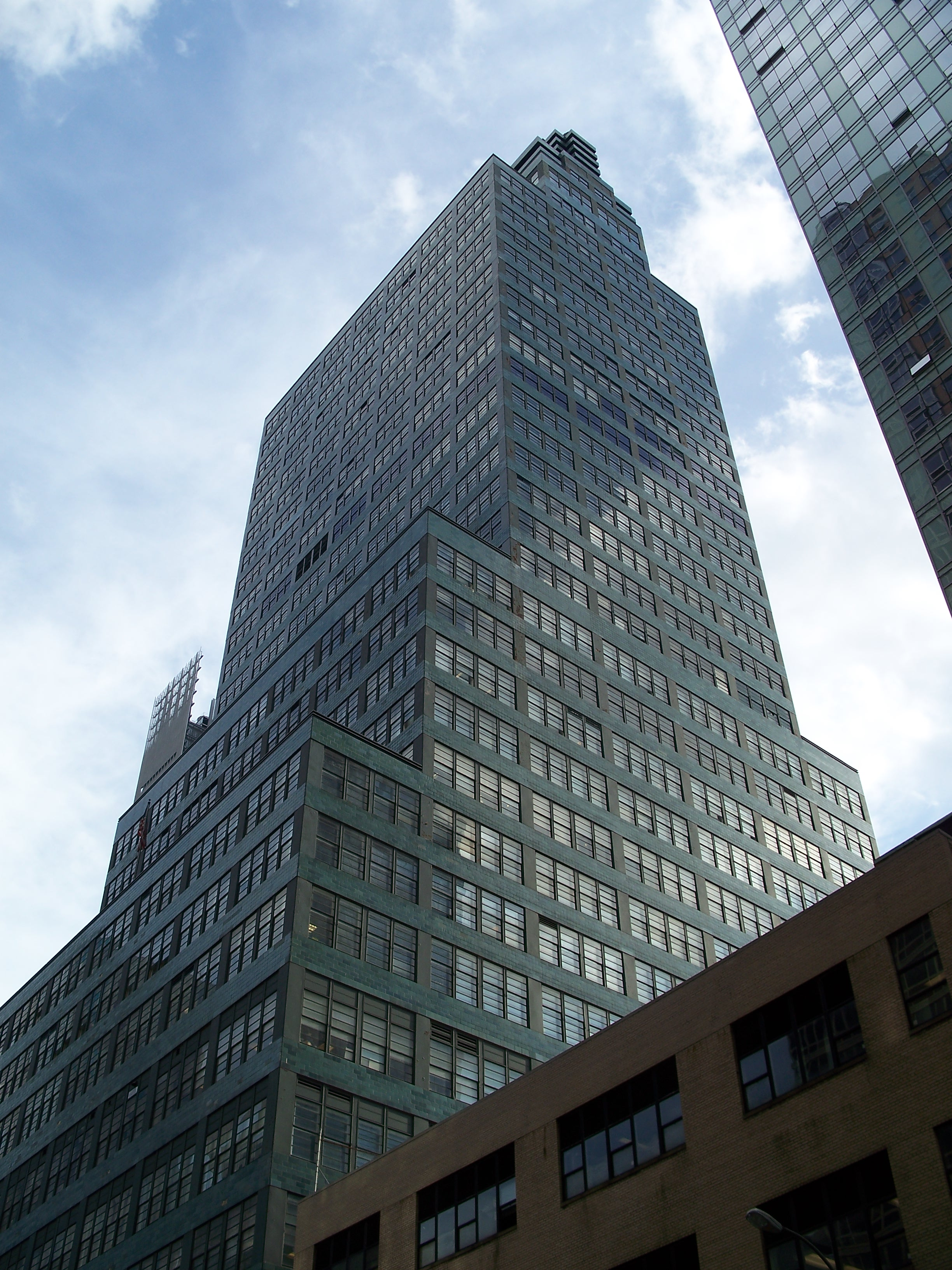 Mcgraw Hill Building