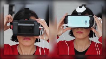 VR Headset for VR Therapy