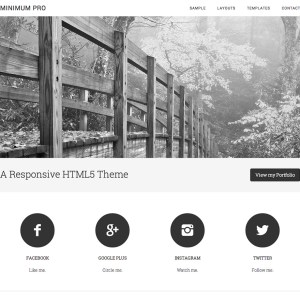 StudioPress Premium WordPress Theme Minimum Pro