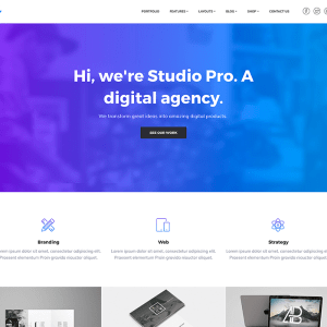 StudioPress Studio Pro WordPress Theme