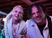 Mindy Harris and Michael Nitro