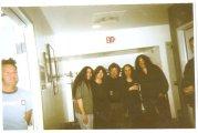 Marc Kain, Dan Wexler, Danny Zelisko, Ronnie James Dio, Michael Nitro