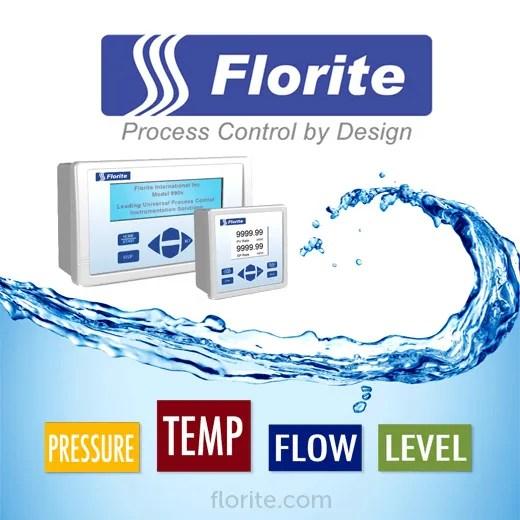 Florite web site design
