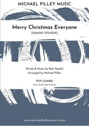 Merry Christmas Everyone Cover