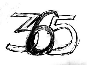 Das große Ziel: 365/365