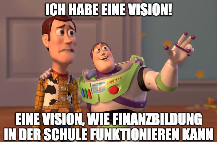 Finanzbildung: Eine Vision
