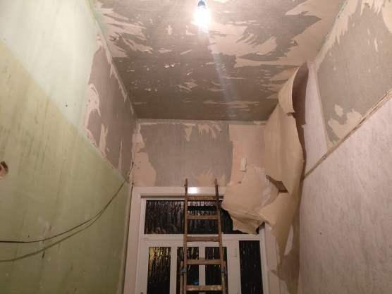 Gang Plafond Voordeur