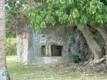 Bunker, Asan Guam