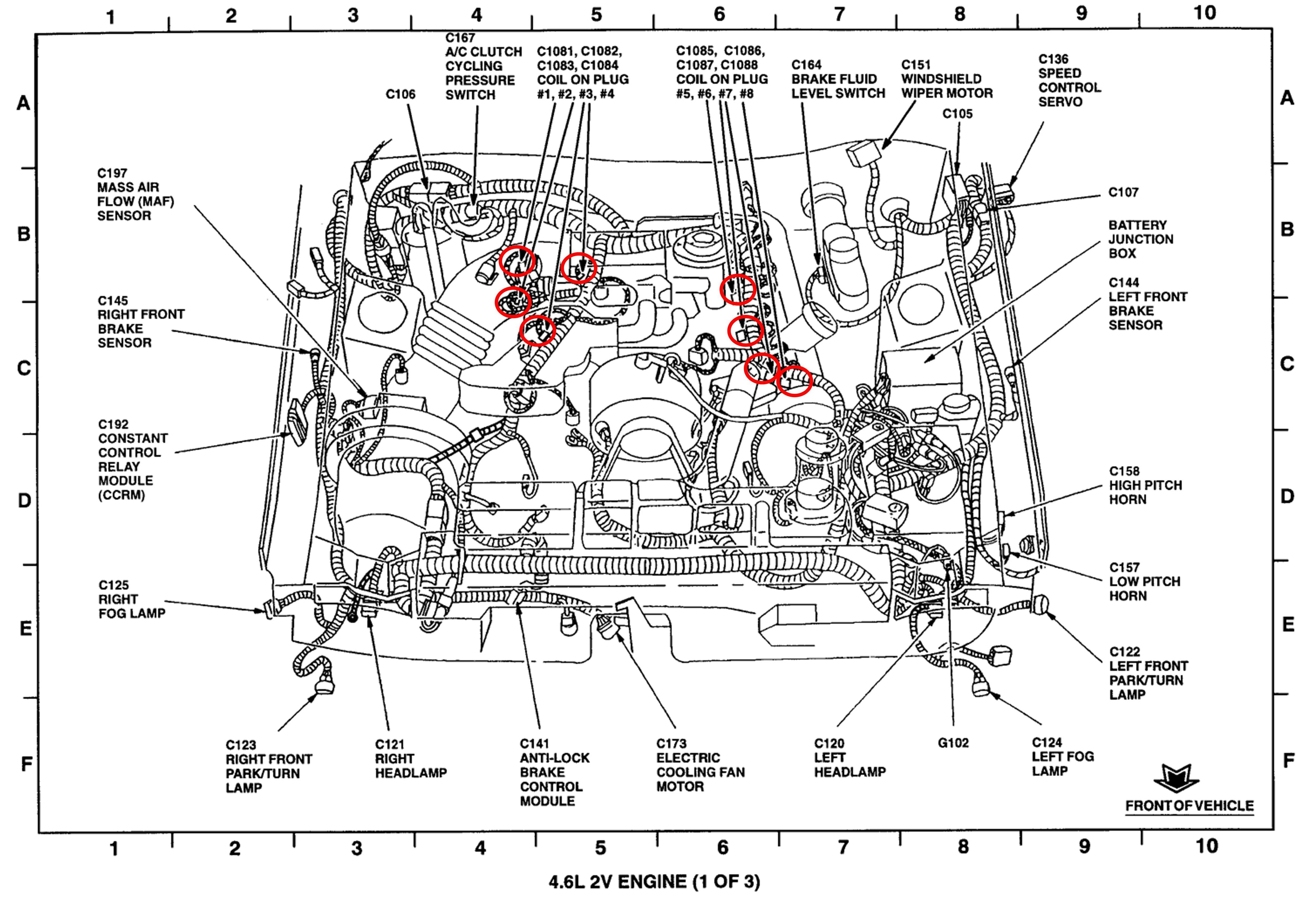 Land Rover Discovery Fuel Filter Location