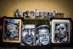 Cigar Box Portraits | Gilbert Bernal
