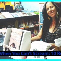 New Book Release! When You Can't Scream: 10 Reasons Why I Smoke By Doren Damico