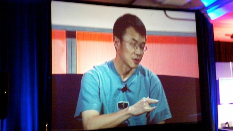 Qi Lu, Microsoft Online, Web 2.0 Summit, San Francisco
