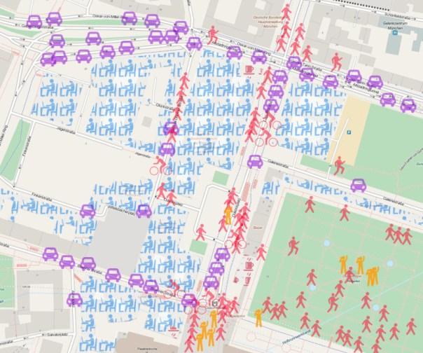 Datarella City Map Of Behavior