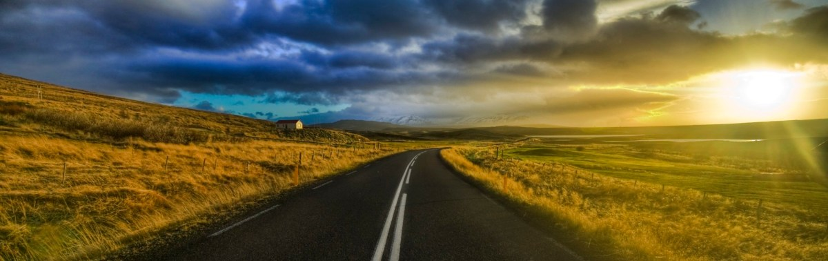 On writing – Where Creativity, Fear and Action go on a road trip