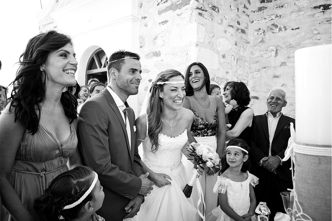 Documentary Wedding Photography Paros