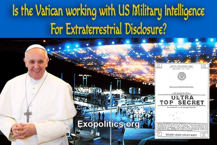Vatican and MI 4 Disclosure1