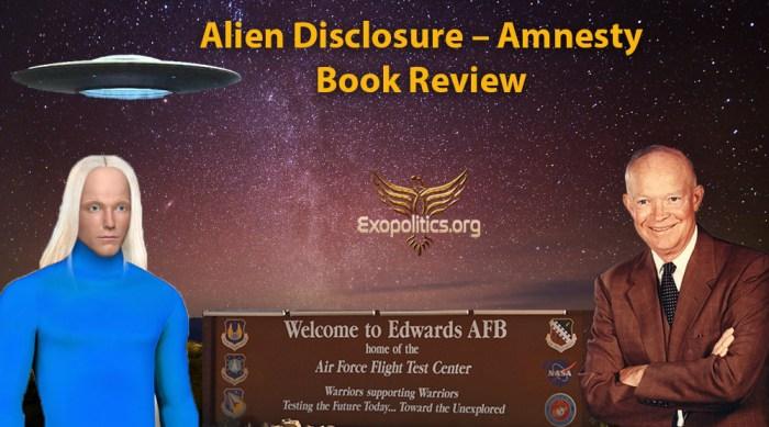 Alien Amnesty Disclosure Review