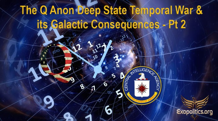 Q Anon DS Temporal War Galactic Imp