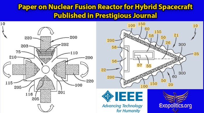 Paper on Nuclear Fusion Published