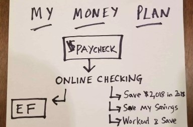New money plan