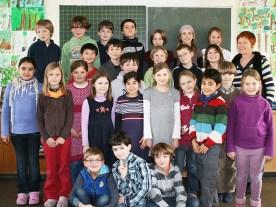 Klasse 3b, Lehrerin Monika Gilles