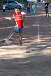 Beim Sportfest