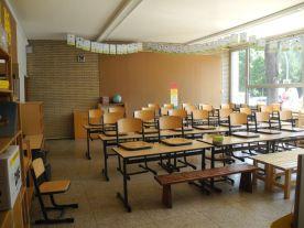 Klassenraum in der Haydnstraße