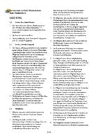 Satzung des Fördervereins Michaelschule, Fassung 2019