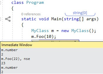7 Debugging Techniques you should know in C#  NET