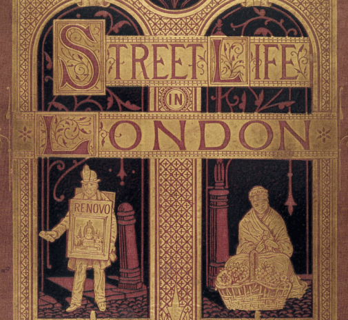 Street Life in London Cover