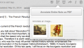 3. Annotate submitted images.
