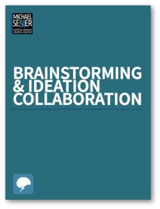 Brainstorm Brochure Cover