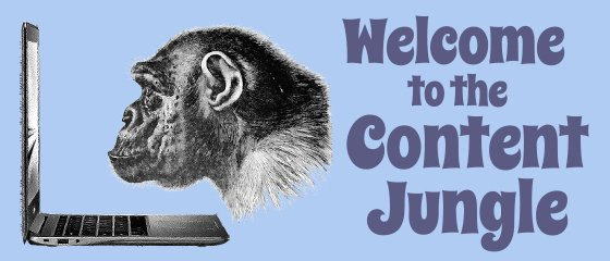 Welcome To The Content Jungle: An Inbound Fable