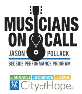 Musicians on Call Event Poster