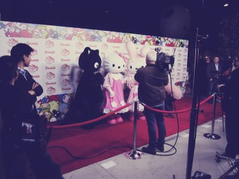 Michael Shirley - Sanrio Red Carpet