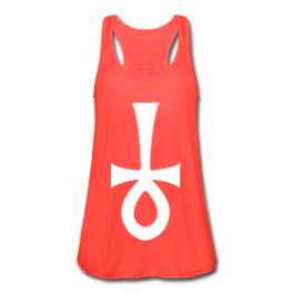 Death womens tank top by Michael Shirley