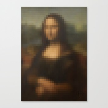 Mona Lisa 2.0 by Michael Shirley