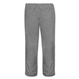 Watch Over Me womens capri pants by Michael Shirley